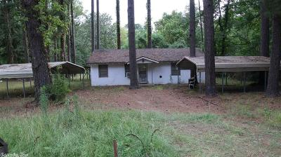 Mineral Sprs. AR Single Family Home For Sale: $43,500
