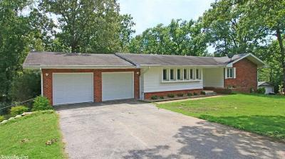 Independence County Single Family Home Under Contract: 2820 Timberland Dr.