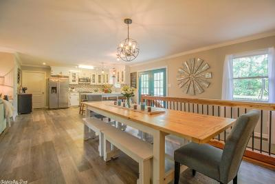 Pearcy Single Family Home For Sale: 121 Rainwood Terrace