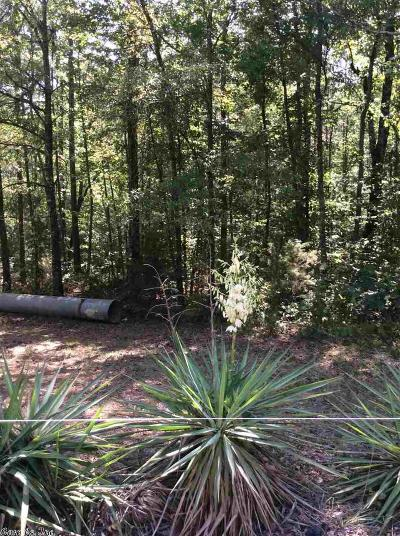 Garland County Residential Lots & Land For Sale: Algie Bettis