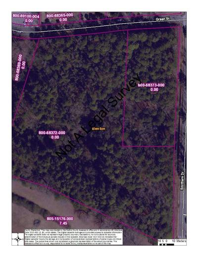 Benton Residential Lots & Land For Sale: Smithers And Green Road