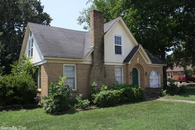 White County Single Family Home Back On Market: 1301 E Race Street