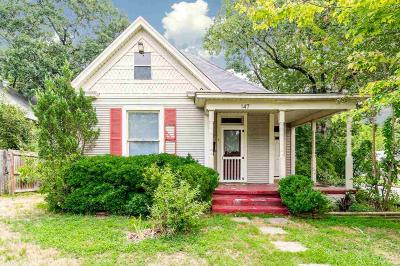 Little Rock Single Family Home For Sale: 147 Booker Street