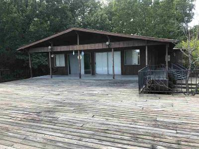 Greers Ferry Single Family Home For Sale: 475 Tortoise Bay Road