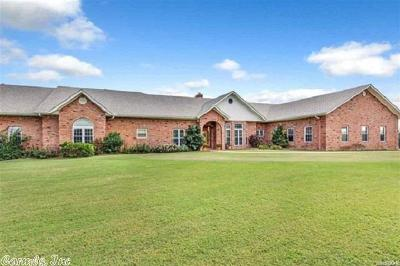 Garland County Single Family Home For Sale: 198 Brookside Trail
