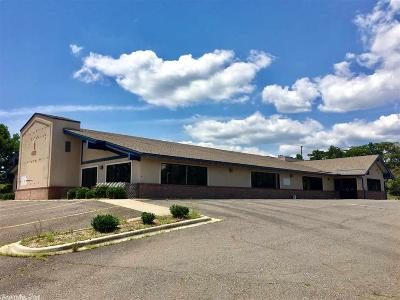 Garland County Commercial For Sale: 4538 Central Ave