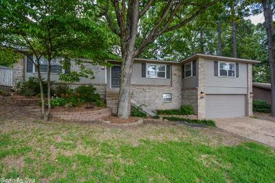 North Little Rock Single Family Home For Sale: 1307 Starfield Road