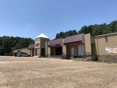 Arkadelphia Commercial For Sale: 1209 N 10th Street
