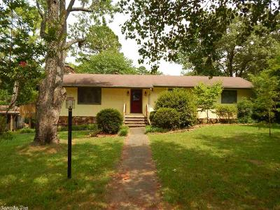 Heber Springs Single Family Home For Sale: 2401 Lakeview Dr