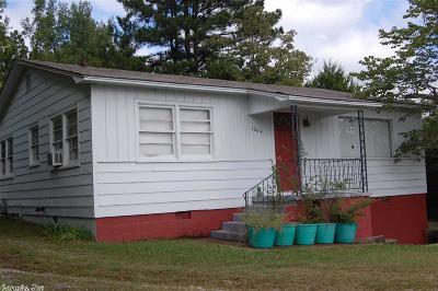 Heber Springs AR Single Family Home For Sale: $58,500