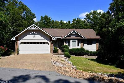 Hot Springs Vill., Hot Springs Village Single Family Home For Sale: 9 Gorrion Lane