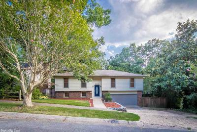 Single Family Home For Sale: 8623 Evergreen Drive