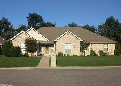 Searcy Single Family Home For Sale: 422 Jennifer