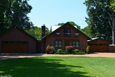 Heber Springs Single Family Home For Sale: 405 River Drive