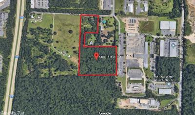 Little Rock Residential Lots & Land For Sale: 5501 Talley Road