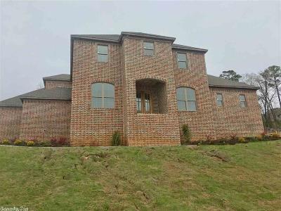 Little Rock Single Family Home Price Change: 111 Weston