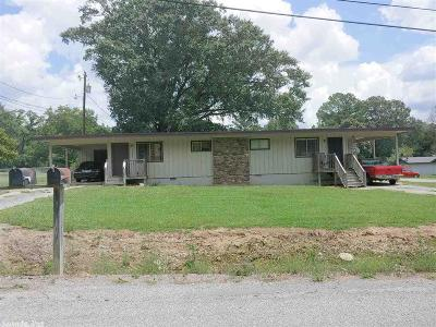 Pulaski County, Saline County Multi Family Home For Sale: 17501,17427 Bradshaw