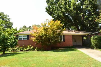 Little Rock Single Family Home For Sale: 6109 Ridgecrest Drive