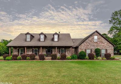Faulkner County Single Family Home For Sale: 257 Mount Olive Road