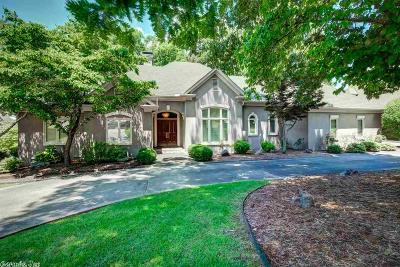 Little Rock Single Family Home For Sale: 151 Hickory Creek Circle