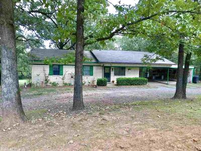 Morrilton Single Family Home For Sale: 73 Pinter Lane