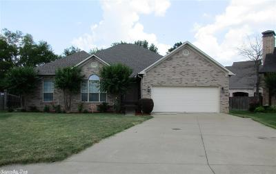 Little Rock Single Family Home For Sale: 10 Willow Cove