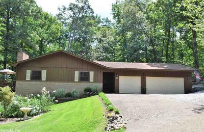 Hot Springs Village, Hot Springs Vill. Single Family Home For Sale: 33 Arjona Way