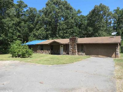 Pine Bluff Single Family Home For Sale: 4315 Donham Road