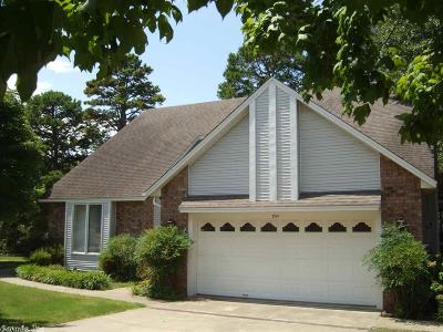 Heber Springs Single Family Home For Sale: 2514 Lakewood Dr
