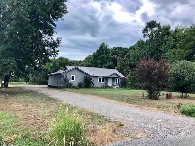 Single Family Home For Sale: 380 Morrow Church Rd