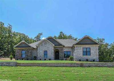 Maumelle Single Family Home For Sale: 101 Eagle Ridge Drive
