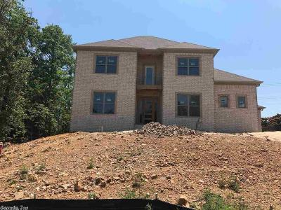 North Little Rock Single Family Home Under Contract: 5508 Fairway Cove