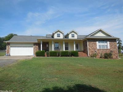Dardanelle Single Family Home For Sale: 15621 N State Hwy 28