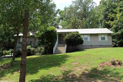 Hot Spring County Single Family Home For Sale: 307 Canon Lane