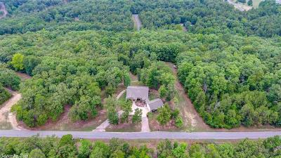 Garland County, Hot Spring County Single Family Home Price Change: 268 Razorback Drive
