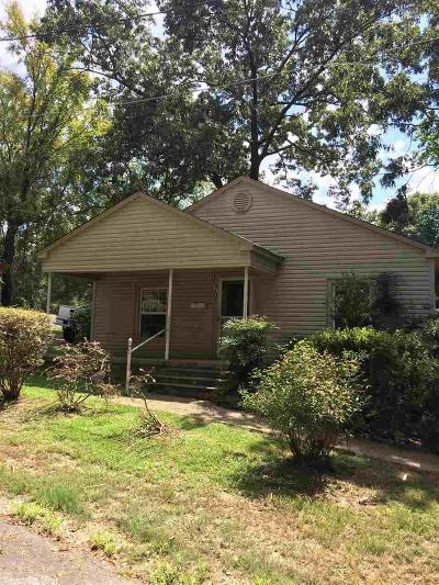 Nashville AR Single Family Home For Sale: $43,500