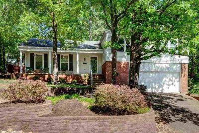 Little Rock Single Family Home New Listing: 1723 Alberta Drive