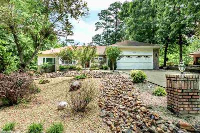 Garland County Single Family Home New Listing: 15 Delgado Lane