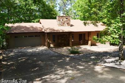 Garland County Single Family Home Take Backups: 3 Motril Pl.