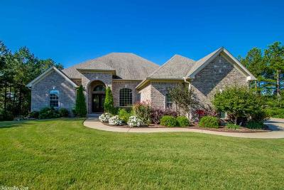 Bryant Single Family Home For Sale: 8409 Keystone Cove