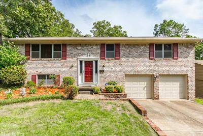 Little Rock Single Family Home New Listing: 7 Queenspark Road
