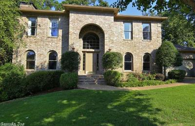 Little Rock Single Family Home New Listing: 14208 Orleans Drive