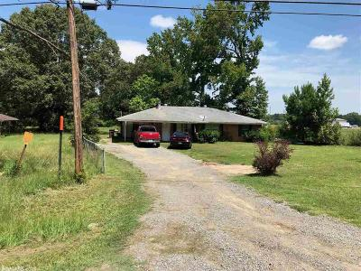 White Hall AR Single Family Home For Sale: $165,000