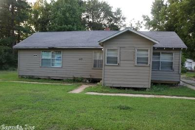 Pine Bluff Single Family Home For Sale: 105 E 27th Avenue