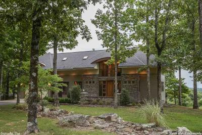 Van Buren County Single Family Home Price Change: 1087 Mustang Drive