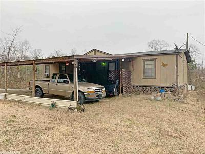 Saline County Mobile/Manufactured For Sale: 6453 Ram Rd