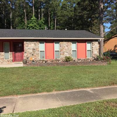 Little Rock Single Family Home New Listing: 2200 Romine Road