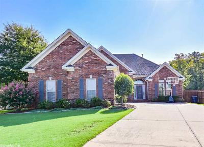 Maumelle Single Family Home New Listing: 168 Scenic Valley Loop