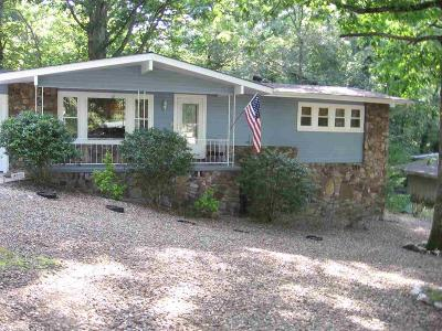 Garland County Single Family Home Under Contract: 13 Cullerendo Way
