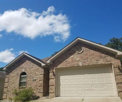 Little Rock Single Family Home New Listing: 4418 Weldon Avenue